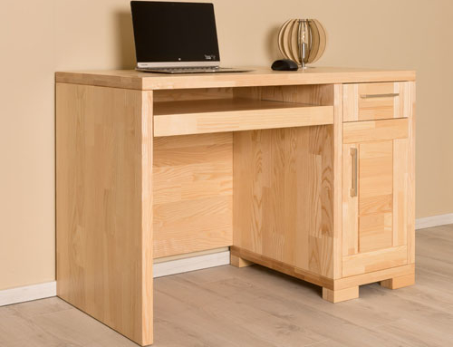 Písací stôl INNOVA z masívu