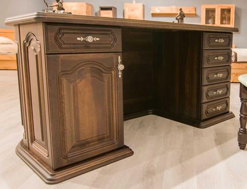 Písací stôl RÉKA z masívu